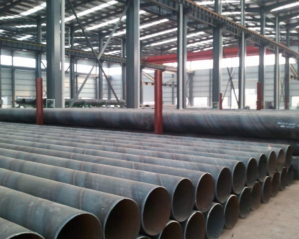 API 5L Psl 1 Gr. B SSAW Welded Carbon Steel Pipe