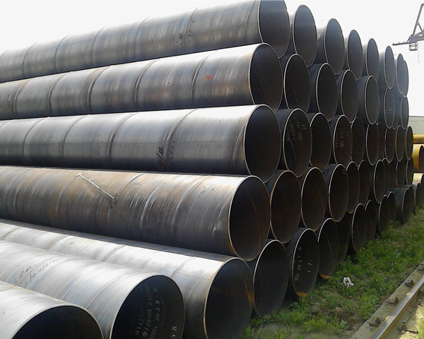 Api 5LSSAW Steel Pipe