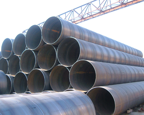ssaw pipe factory