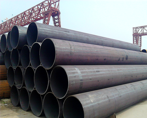 Building Material LSAW Steel Pipe