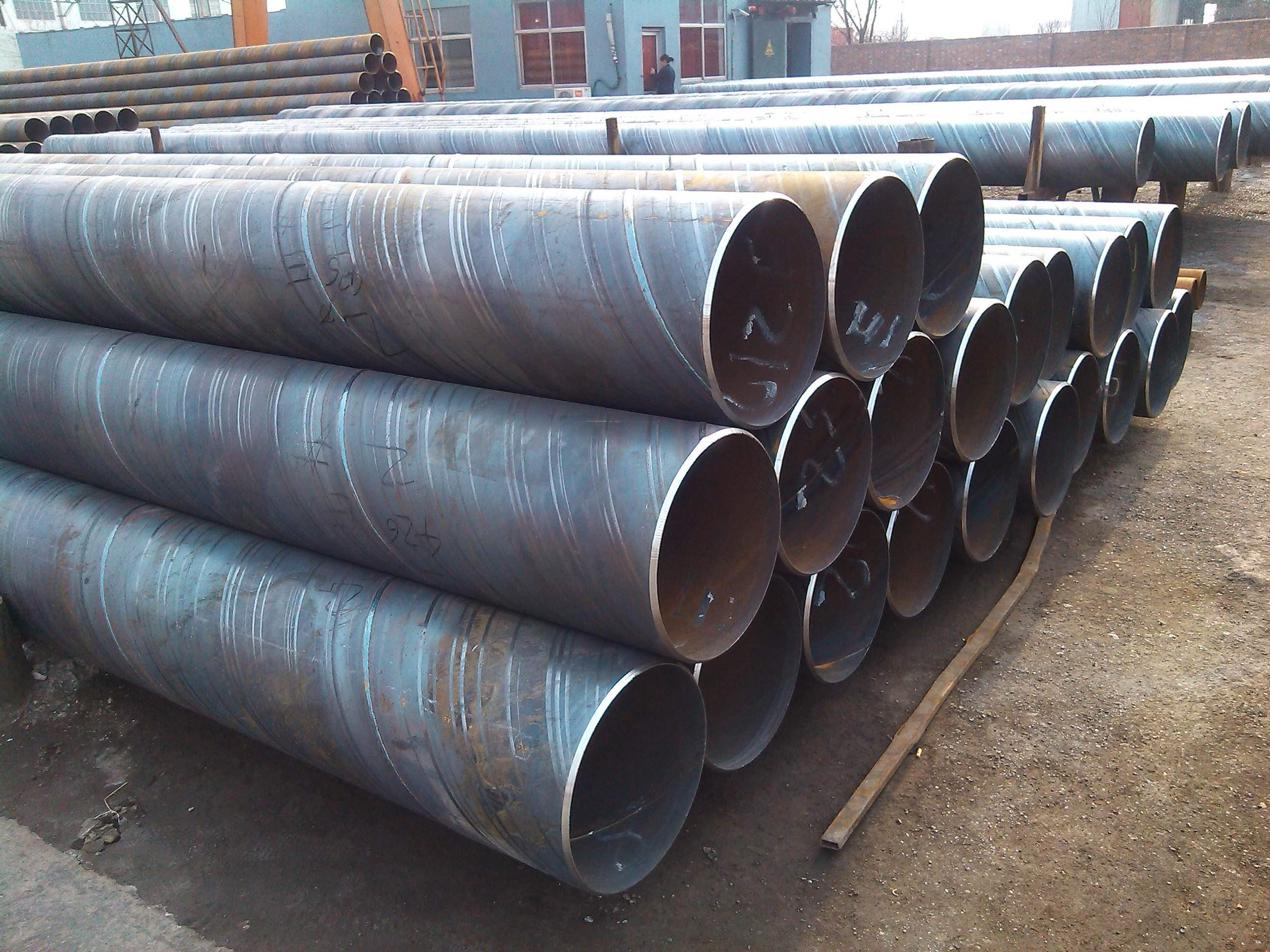 LSAW steel pipe01