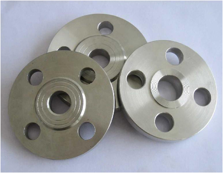 Forged Alloy Steel Threaded Flange