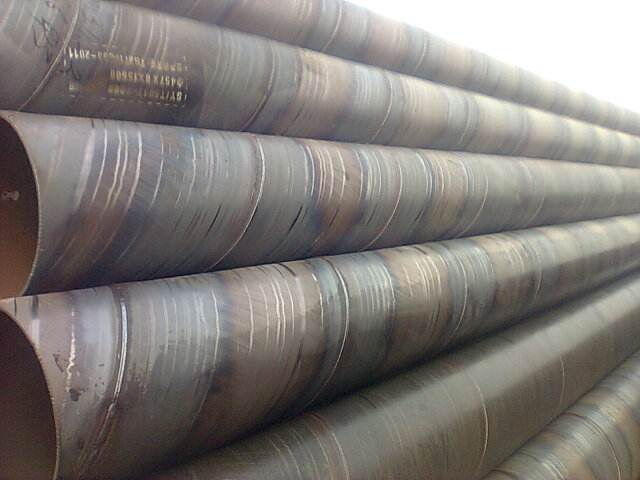 LSAW steel pipe8