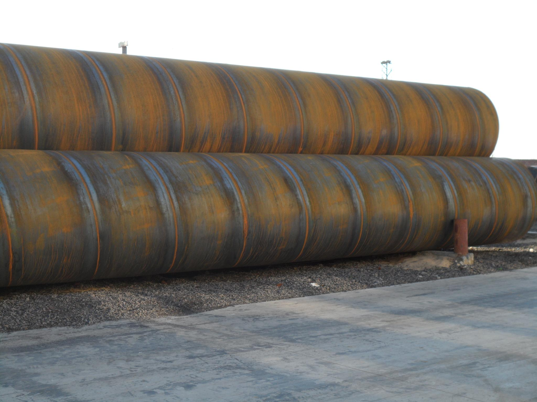 LSAW Steel pipe3