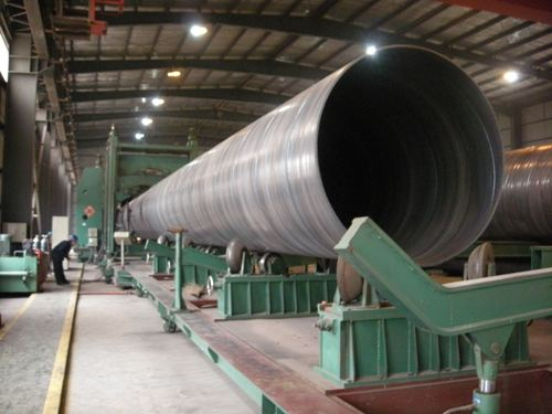High Pressure Structure LSAW Steel Pipe