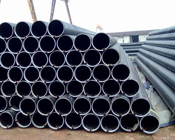 API 5L Black LSAW Steel Pipe