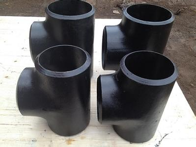 A420 B16.9 Carbon Steel Pipe Fitting Tee
