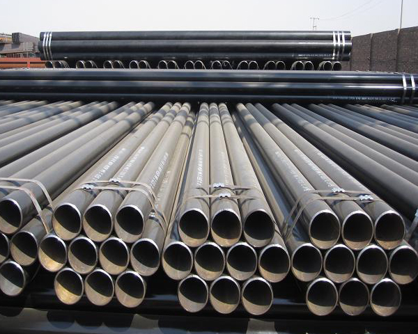 Sch40 A53 API 5L Gr. B Seamless and Welded Carbon Steel Pipe